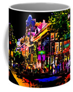 Alien Night Out Coffee Mug