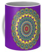 Alien Prayer Circle Coffee Mug