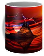 Alien Sunrise Coffee Mug