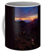 Alien Sunrise Coffee Mug