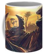 Alien Territory Coffee Mug