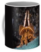Alien Visitor Coffee Mug