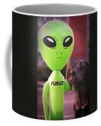 Alien's Best Friend Coffee Mug