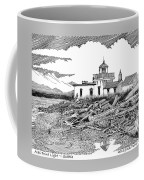Alki Point Lighthouse Seattle Coffee Mug