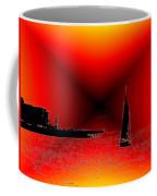 Alki Sail 2 Coffee Mug