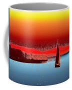 Alki Sail 3 Coffee Mug