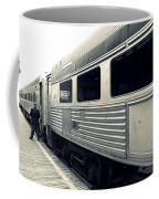 All Aboard Coffee Mug