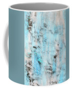 All About Blue Coffee Mug
