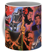 All Dat Jazz Coffee Mug