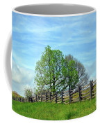 All Fenced In Along The Blue Ridge Parkway Coffee Mug