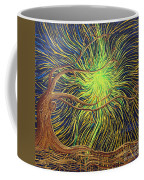 All Is Woven By The Light Coffee Mug