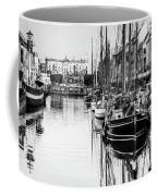 All Quiet In Nyhavn Coffee Mug