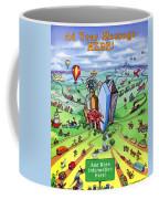 All Roads Lead To Dallas Texas Coffee Mug