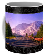 All Roads Lead To The Mountain Coffee Mug