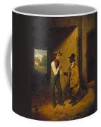 All Talk And No Work Coffee Mug