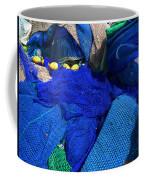 All The Blue Of The Sea Coffee Mug