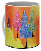 All The Pretty Colors II Coffee Mug