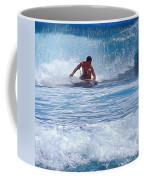 All The Way To Shore Coffee Mug