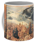 All Things Die  But All Will Be Resurrected Through God's Love Coffee Mug