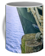 All Tied Up In Port Jefferson No 1 Coffee Mug