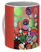 Allah Names - Circles Coffee Mug