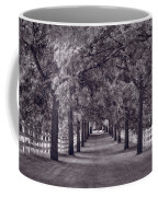Allee Way Bw Coffee Mug