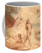 Allegorical Subject Coffee Mug
