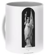 Allegory: Columbia, 1870 Coffee Mug
