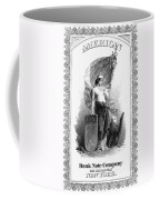 Allegory: Columbia, C1870 Coffee Mug
