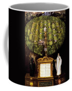 Allegory Of Camaldolese Order 1600 Coffee Mug