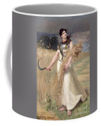 Allegory Of France Coffee Mug