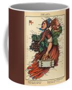 Allegory Of Ireland Coffee Mug
