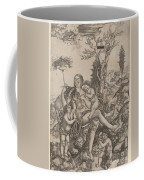 Allegory Of Mother Earth Coffee Mug