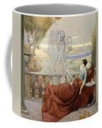Allegory Of Tuberculosis, 1912 Coffee Mug