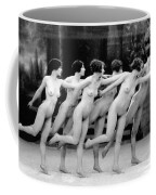 Allen Chorus Line, 1920 - To License For Professional Use Visit Granger.com Coffee Mug