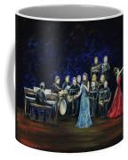 Allen Myers' Jazz Orchestra Coffee Mug