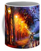 Alley By The Lake Coffee Mug