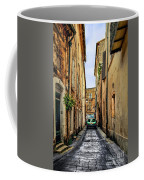Alley In Avignon Coffee Mug