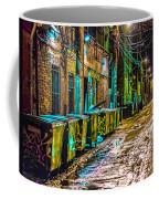 Alley In Uptown Chicago Dsc2687 Coffee Mug