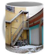 Alleyway Bike Coffee Mug
