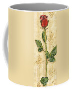 Allie's Rose Sonata 2 Coffee Mug by Debbie DeWitt