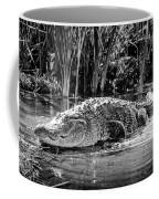 Alligator Bags Of Port Aransas Coffee Mug