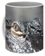 Alligator Eye Coffee Mug