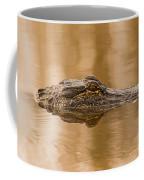 Alligator Head Coffee Mug