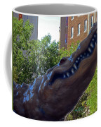 Alligator Statue 4 Coffee Mug