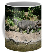 Alligator Surprise Coffee Mug