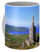 Allihies, Co Cork, Ireland Old Mine Coffee Mug