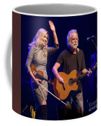 Allison Krauss And Bob Wier Coffee Mug