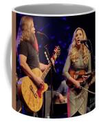 Allison Krauss With Jamey Johnson Coffee Mug