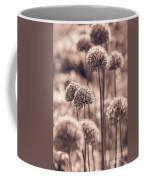 Allium 4 Coffee Mug